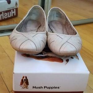 Hush Puppies ballerina Emmaline Chaste